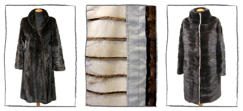restyling pelliccia 3