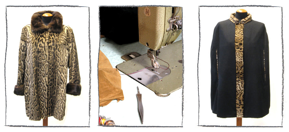 restyling pelliccia 4